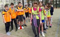 Úspěchy žáků ve vybíjené a aerobiku