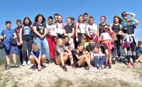 Žáci 6.B absolvovali adaptační kurz