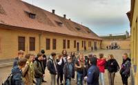 Žáci 9. tříd navštívili Památník Terezín