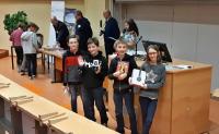 Obrovský úspěch žáků v krajském kole Logické olympiády